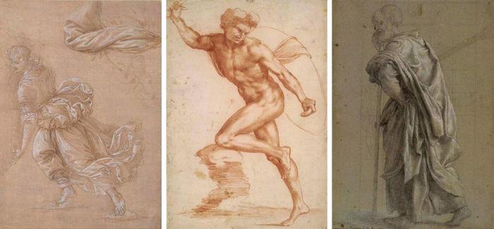 49件大英博物馆素描手稿亮相苏州