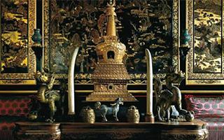 法国因馆藏中国文物被盗 无限期关闭枫丹白露中国馆