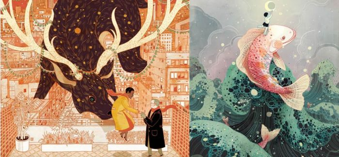 杂志封面 Magazine Covers by Victo Ngai