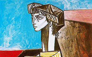 英国国家肖像馆:毕加索的肖像变形记