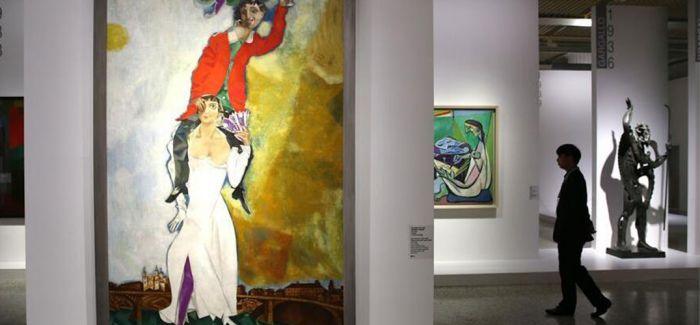巴黎艺术黄金年代登陆上海