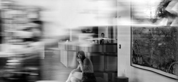 Melissa Breyer街头黑白摄影作品:纽约