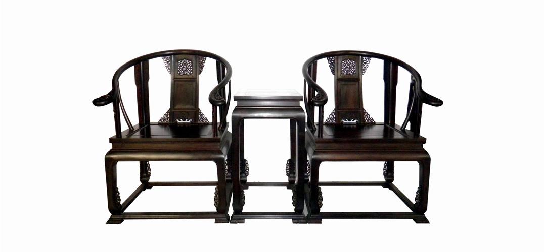 常见传统红木家具的结构部件及其名称
