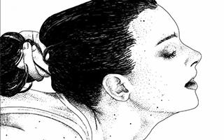 """欧洲神秘女孩为""""愉悦自己和他人""""创作超性感插画"""