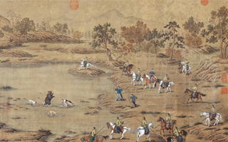 书画收藏:清代宫廷画真伪辨析