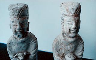 印证社会变迁的西晋越窑青瓷俑