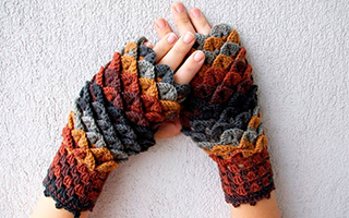 一场秋雨一场寒 你还真缺一双手套!