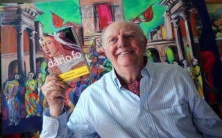 1997年诺奖得主 意大利剧作家达里奥·福去世
