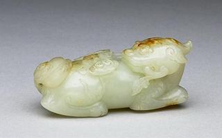 台湾故宫借珍藏 参加巴黎最盛大玉器展