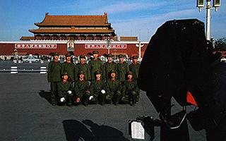 那是属于我们的80年代:久保田博二镜头下的中国