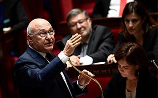 法部长称恐怖分子可能通过自由港盗卖艺术品获利