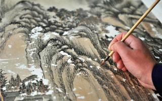 书画修复过程中 豆浆水的使用