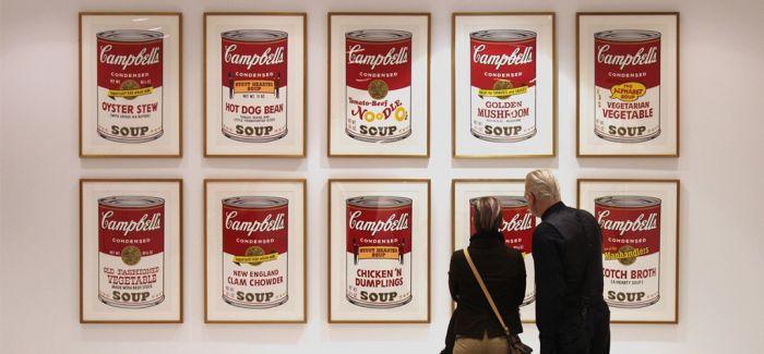 史上最大规模的安迪•沃霍尔版画回顾展