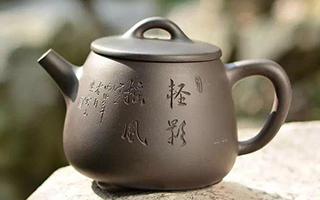 紫砂壶型百种 为何独石瓢西施从古火到今