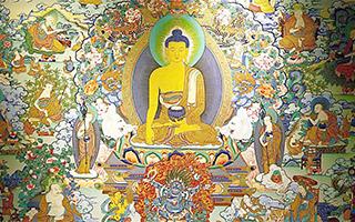 雪域之光——西藏唐卡精品展亮相中华艺术宫