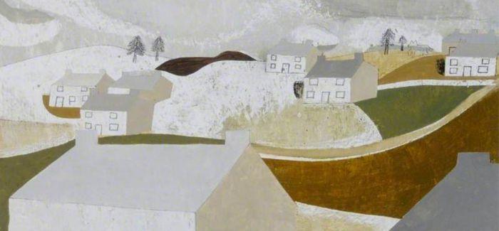 苏格兰国立现代美术馆收购尼科尔森杰作