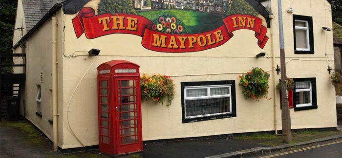 英最小博物馆:由电话亭改造 仅可容一人