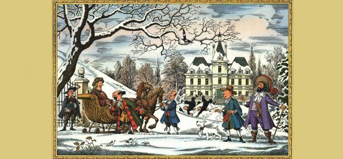 《丁丁历险记》手稿被拍卖 估价120万至240万欧元