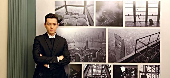 胡歌很会拍啊   看看他拍的上海