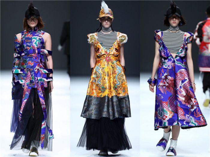 直擊上海時裝周:看本土設計師如何演繹中國風
