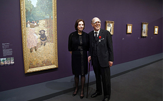 美国收藏家夫妇向奥塞博物馆捐赠价值3.5亿欧元藏品