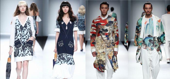 直击上海时装周:看本土设计师如何演绎中国风