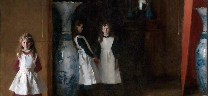 普拉多博物馆展览精美儿童肖像画