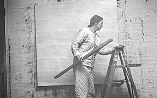 伦敦梅耶画廊状告艾格尼丝·马丁作品鉴定委员会