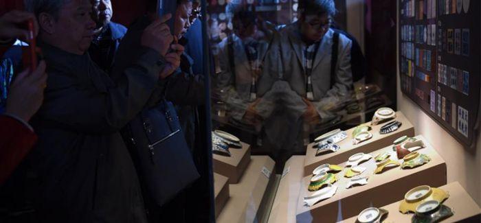 明清御窑瓷器展在故宫博物院开幕 首次使用VR技术
