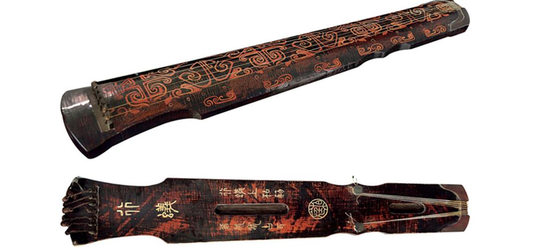 中国最古老的乐器_中国最 古老 的 乐器