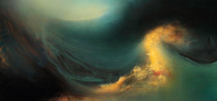 内心海洋:Samantha Keely Smith绘画作品