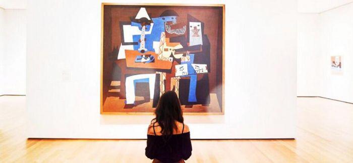 "MoMA提前开馆 邀民众体验""宁静早晨"""