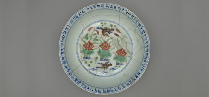 考古揭示明清御窑瓷器落选品处理法