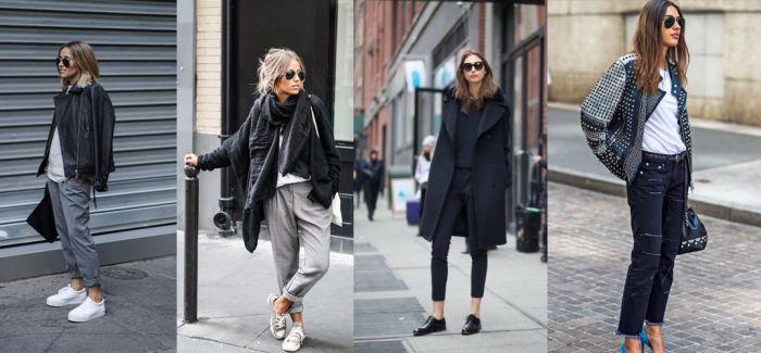 街拍来抢镜  7个小技巧穿出纽约客的时尚与自信
