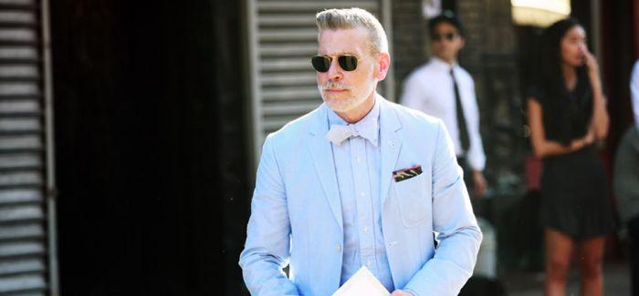 全球最会穿衣的老男人