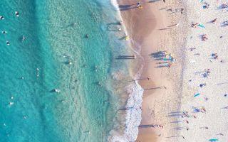 Gabriel Scanu航拍摄影作品:悉尼海岸