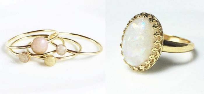 妈妈将母乳制作成珠宝作为母性的情感纪念品