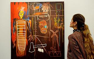 已故歌手大卫·鲍伊艺术藏品首公开 估值数千万元