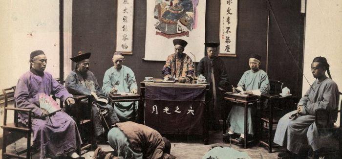 谁能想到百年的中国 曾吸引了这么多位英国摄影师!