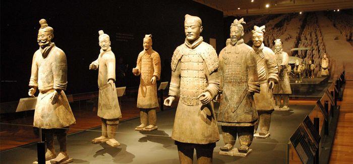 陕西历史博物馆与英国利物浦国家博物馆合作