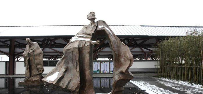 吴为山获颁俄罗斯艺术科学院最高金质奖章