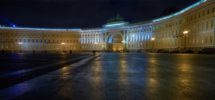 俄罗斯艾尔米塔什博物馆将开设20个中国展品展厅