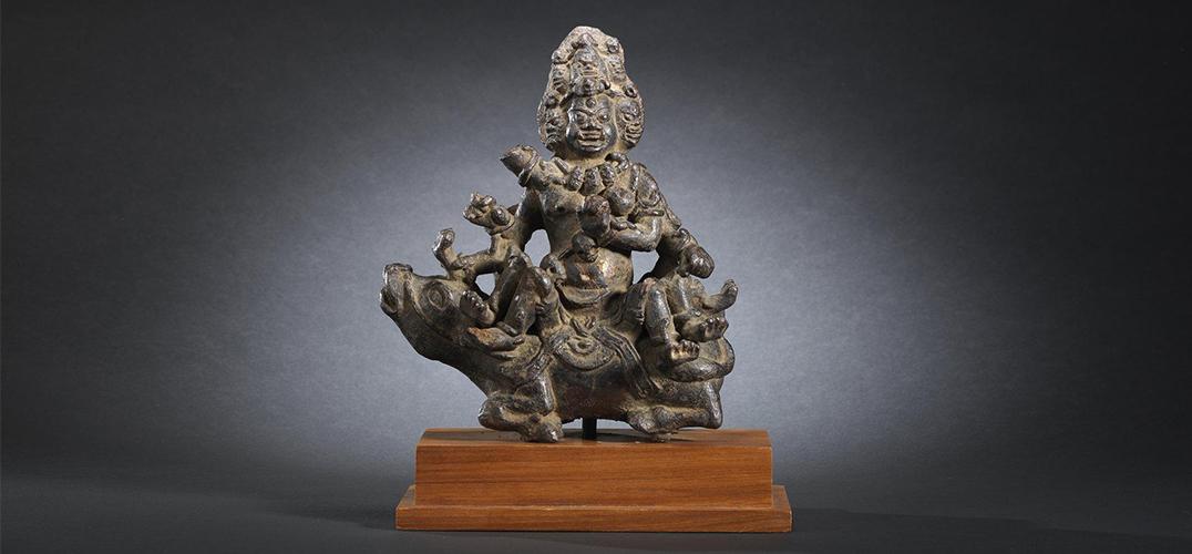 埃斯卡纳齐举办中国古董展 抢占伦敦亚洲艺术周先机