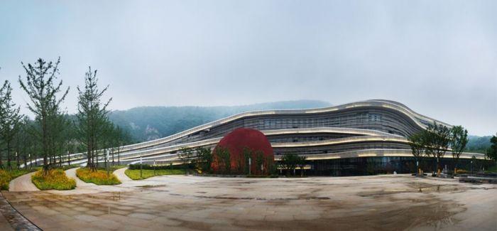 南京直立人化石博物馆获国际建筑大奖