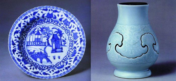 维多利亚和阿尔伯特博物馆赏瓷