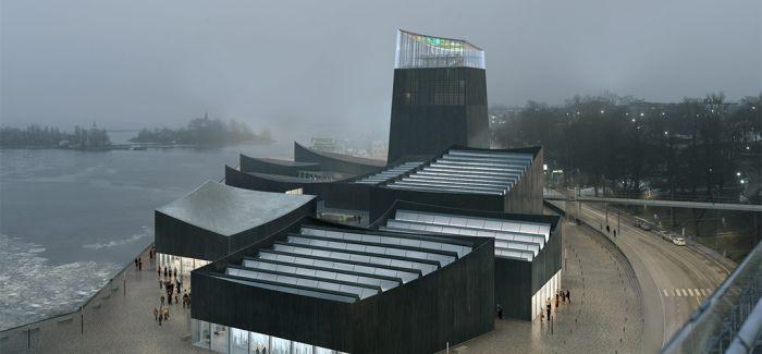 赫尔辛基提出赞助古根海姆美术馆的新计划