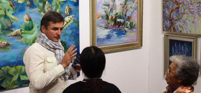 2016上海艺术博览会闭幕 成交量近1.5亿元再创新高