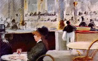 绝密!全球十间让艺术家们中毒很深的咖啡馆