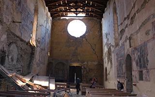 意大利地震 文化警察出动