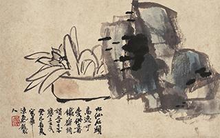 辽宁省博物馆展出吴昌硕艺术精品